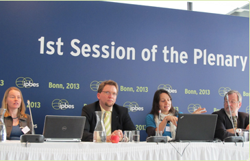 IPBES_1st session