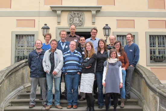 The editorial board of the Global Freshwater Atlas