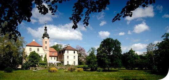 Schloss Machern, location of the 4th annual BioFresh meeting