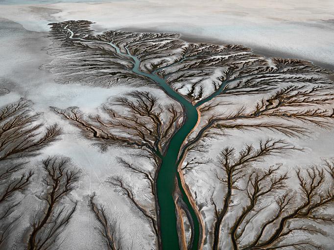 Colorado River Delta #2, ©Edward Burtynsky. www.edwardburtynsky.com