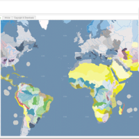 Maps in Action: Freshwater Ecoregions of the World