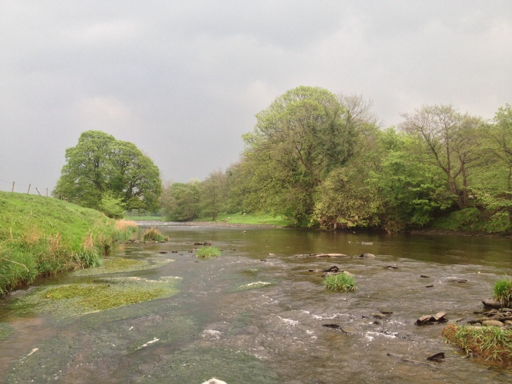 River Ribble, Lancashire.  Image: RSJ