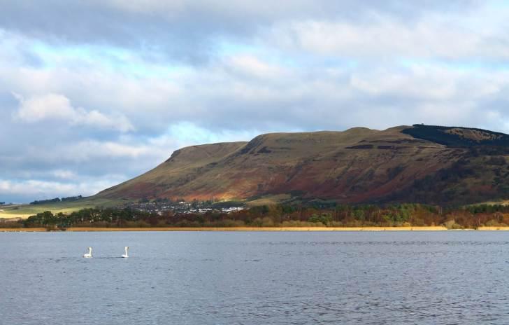 Loch Leven, Scotland.  Image: L Carvalho