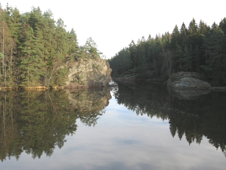 Lake Vansjø.  Image: Raoul-Marie Couture