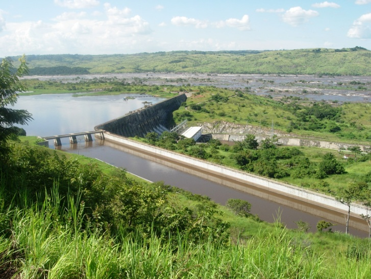 Inga Dam on the Congo River. Image: International Rivers | Flickr | Creative Commons