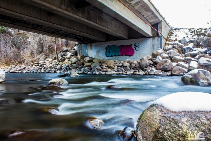 An urban stream in Colorado. Image: Mick Chester | Flickr Creative Commons