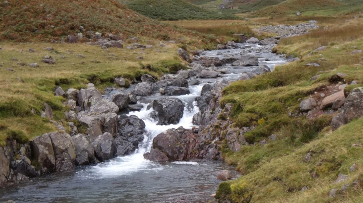 An upland stream in the English Lake District. Image: oatsy40 | Flickr Creative Commons
