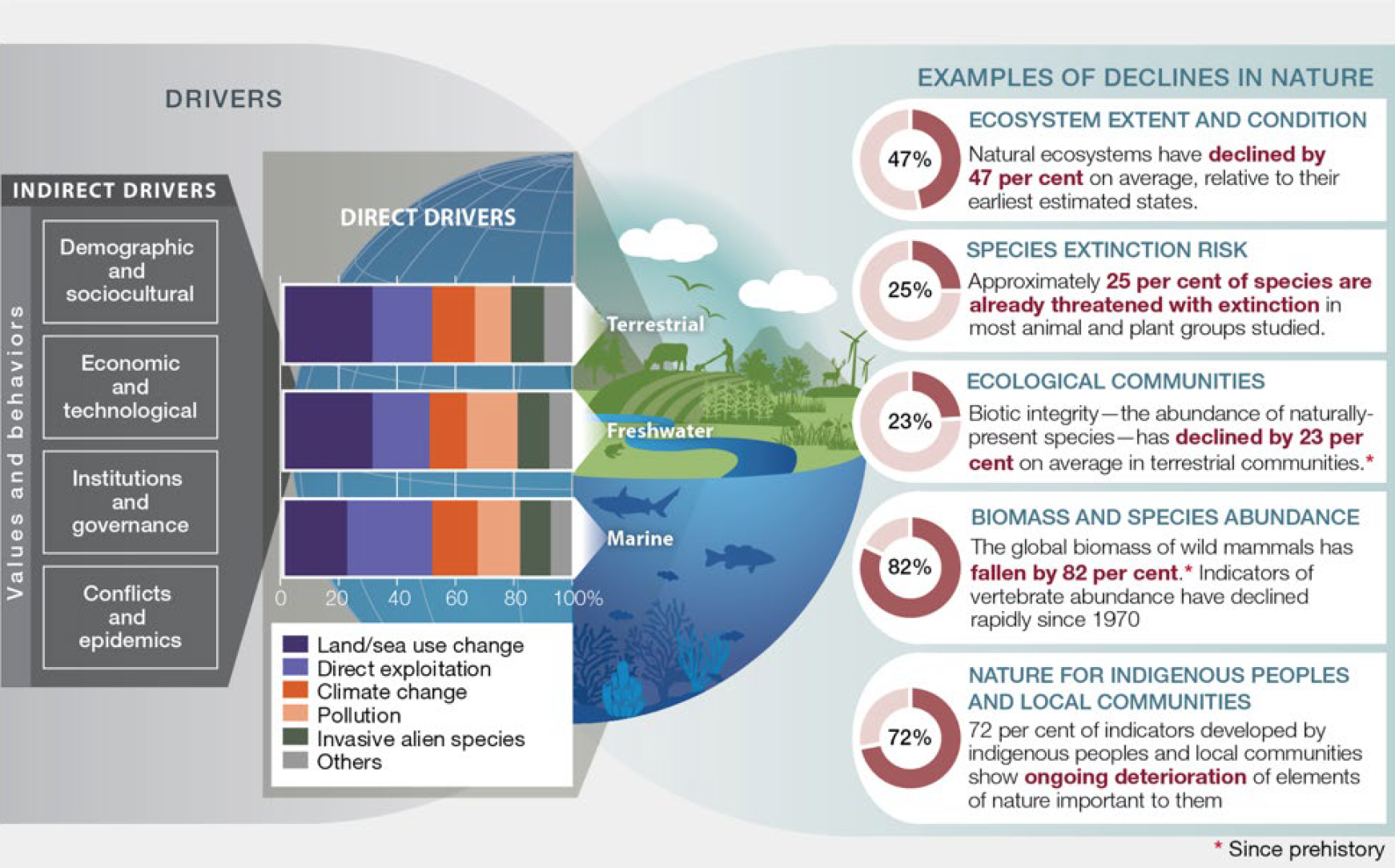 The IPBES Global Assessment: Five Things We Learnt About