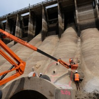 Europe's largest dam removal project underway on the Sélune River in France